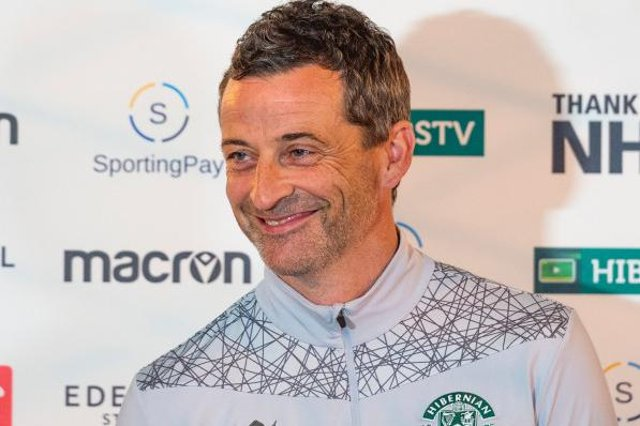 Jack Ross wants to strengthen his squad. (Photo by Mark Scates / SNS Group)
