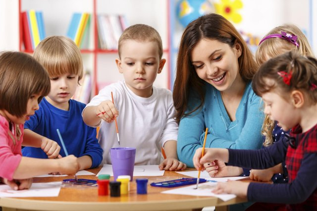 Lib Dems say they will value the expertise of nursery teachers