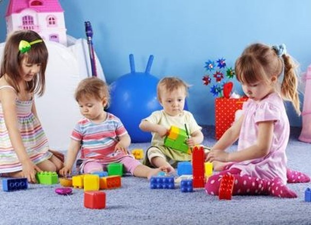 The Green Party group on  Edinburgh City Council has pushed for parents of younger school starters to get financial support to keep their children in nursery longer.  PIC: Contributed.