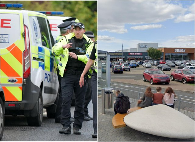Fort Kinnaird: Appeal launched after attempted murder in Edinburgh