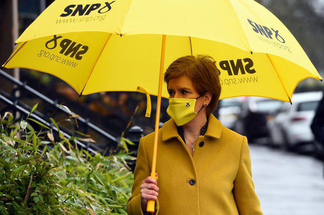 Nicola Sturgeon has said that anyone who doesn't think transphobia is a 'big problem' in Scotland is 'not paying attention'.