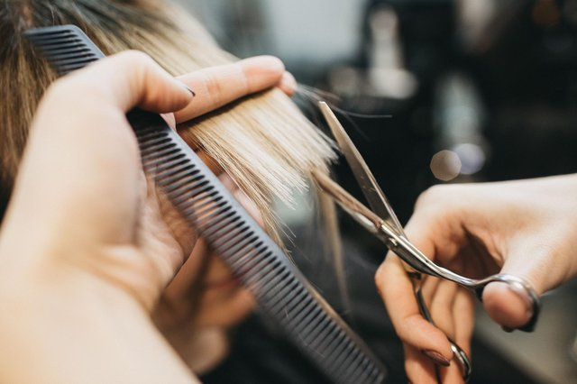 Hairdresser Raymond Duthie's salons are already booked out for the next five weeks.