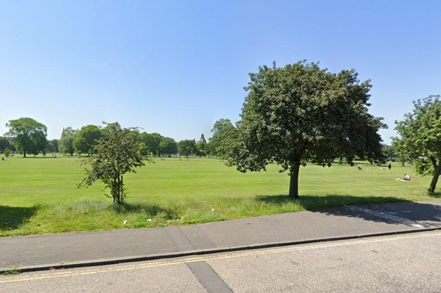 Leith Links, where a new arboretum will see dozens of trees planted from around the world and in a bid to help conserve them.