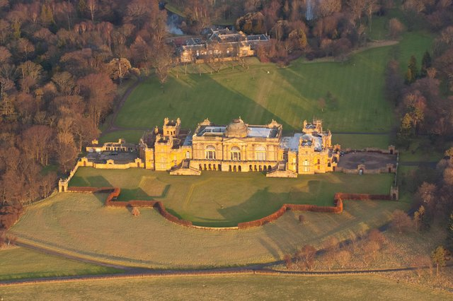 The grounds of Gosford House in East Lothian were expected to host the new festival in August.