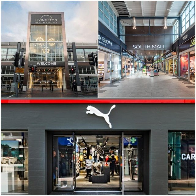 Sportwear giant Puma is set to open a new store in West Lothian next month.