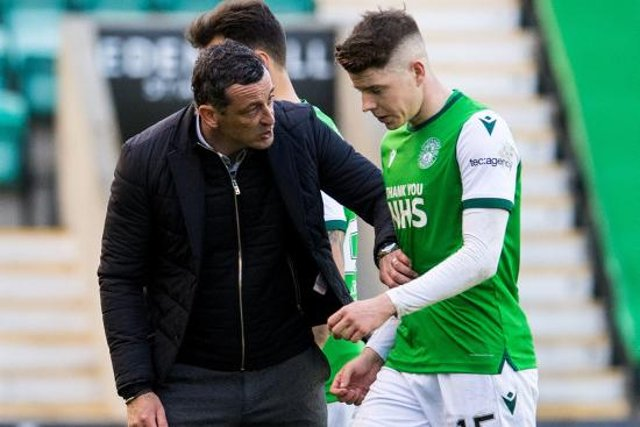 Jack Ross has signed local with Kevin Nisbet and he's looking for more domestic recruits (Photo by Ross Parker / SNS Group)
