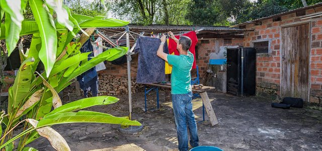 BANNED: Some developers outlaw washing lines