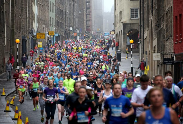 Are you signing up for the new dates for the marathon? (Photo: Jane Barlow)