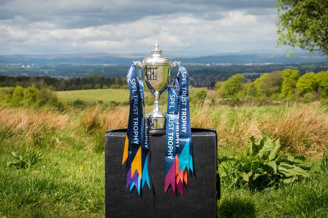 Hearts and Hibs B teams will compete for the SPFL Trust Trophy, along with Edinburgh City.