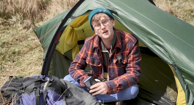 With almost half a million followers on TikTok, Jarad Rowan has teamed up with Ramblers Scotland to guide younger viewers through learning how to camp in a respectful and responsible way.