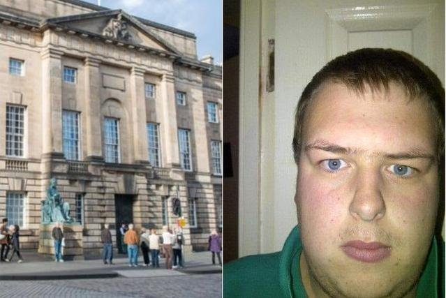 Sex attacker Telford was jailed by a judge at the High Court in Edinburgh