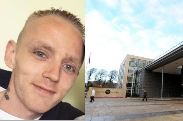 Turner was appearing at the High Court in Livingston