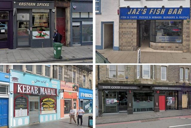 12 of the best takeaways in Edinburgh