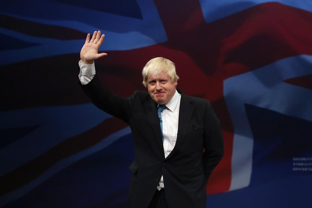 Boris Johnson is expected to talk about 'Freedom Day' at a Covid update later today (Getty)
