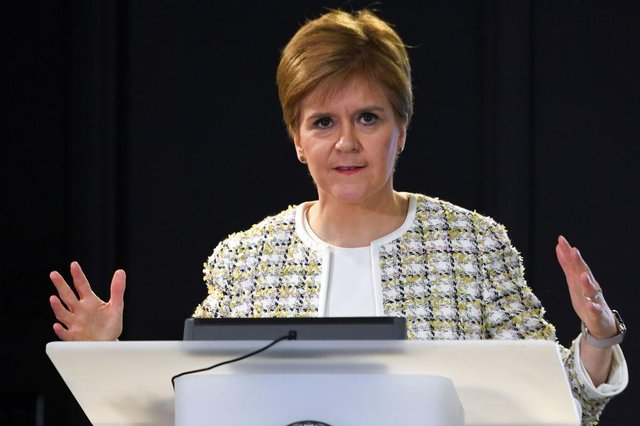 Scotland will conduct its next review of lockdown restrictions on 28 May