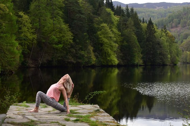 Water Wellness looks to be the next trend to wash over Scotland, according to YouGov research commissioned by VisitScotland. (Image: VisitScotland)
