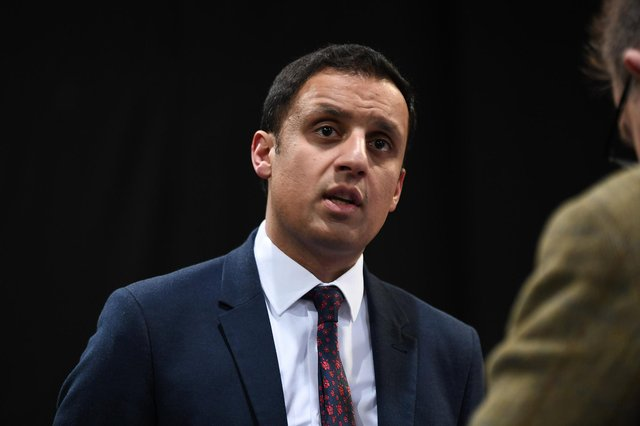 """Anas Sarwar has been accused of being part of an """"elitist"""" Labour Party."""