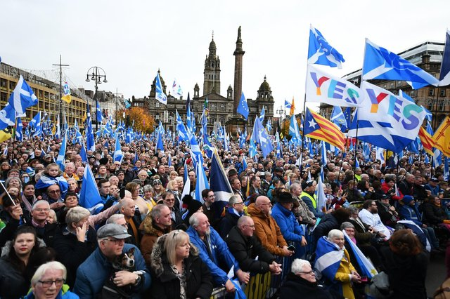 A draft bill for a second Scottish independence referendum has been published