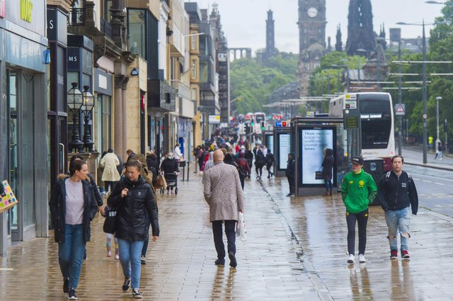 Edinburgh weekend weather forecast(Picture: SNS Group).