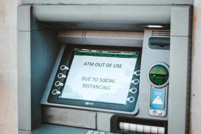 In total, 25 ATMs have been lost in Edinburgh since January 2019