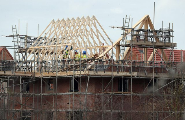 A new housing strategy will force all homes in Scotland to meet the same standards. Picture: PA