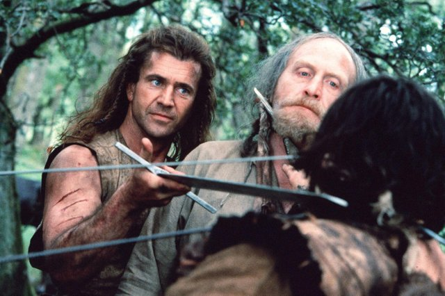 Some English knights from Braveheart would have not looked out of place in a new SNP campaign ad, suggests John McLellan (Picture: Andrew Cooper/Icon/Ladd Co/Paramount/Kobal/Shutterstock)