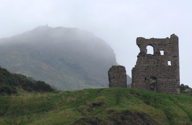 The origins of St Anthony's Chapel are shrouded in mystery.