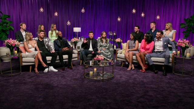 Love is Blind 2021: When does the hit Netflix dating show return? What is 'After the Altar' and what can we expect? (Image: courtesy of Netflix)