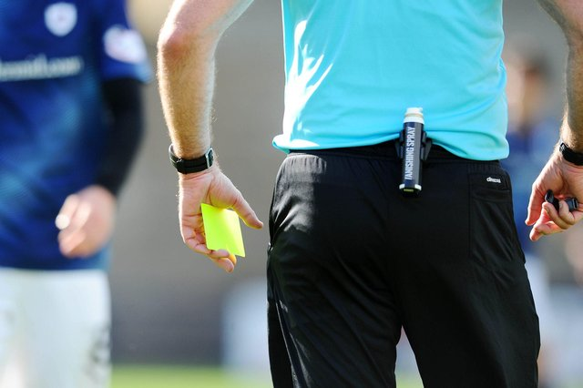 Referee appointments for this weekend's Scottish fixtures