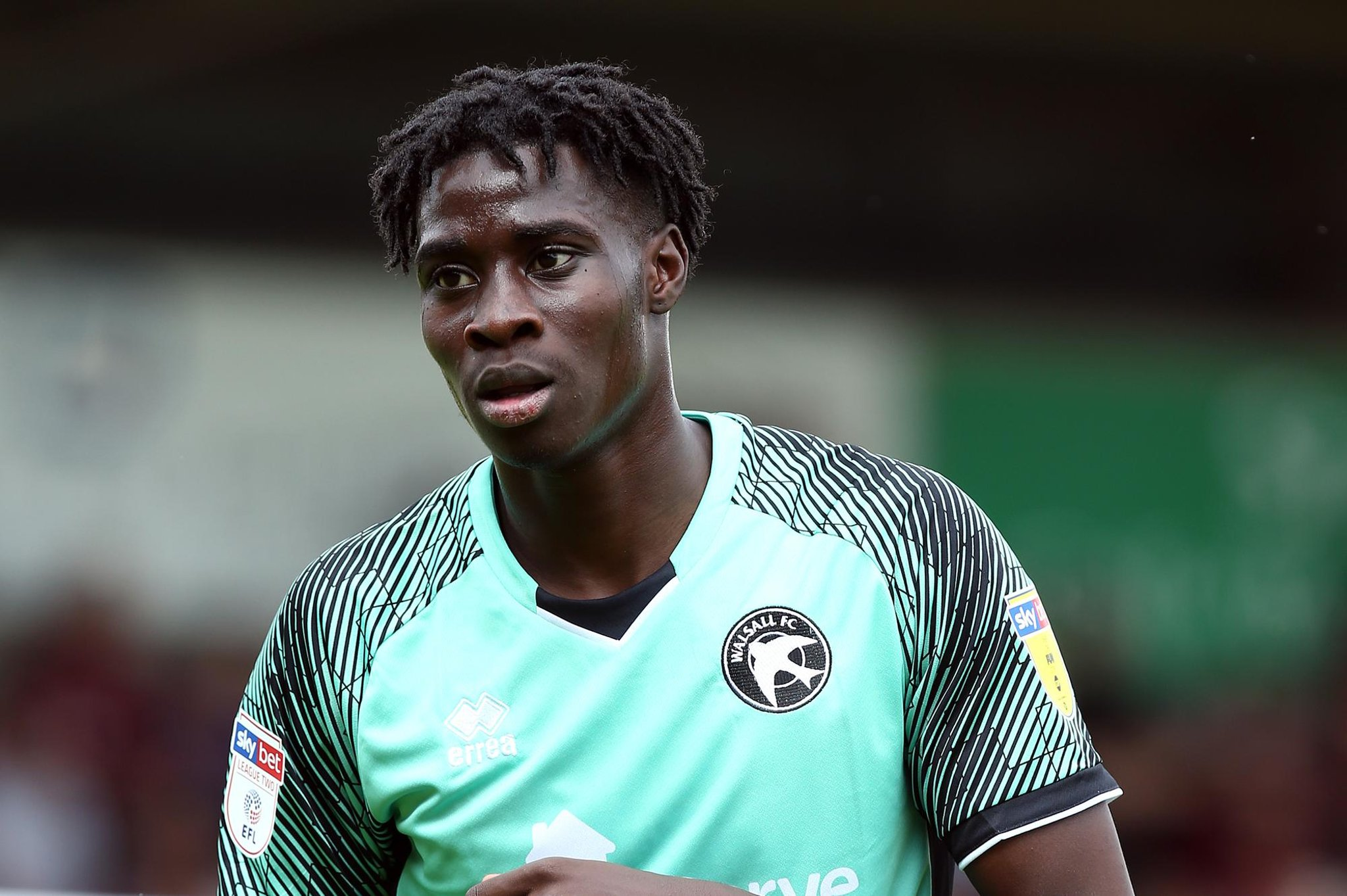 FIFA rule change means Hearts face a six-figure fee for Walsall's Elijah Adebayo - even if he signs as a free agent in summer