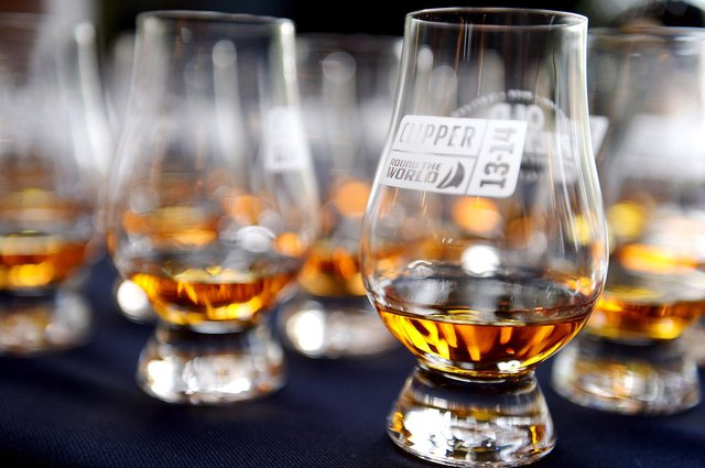The Scottish Whisky Association and Whyte and Mackay have claimed that the Canadian distillery's identification of its products as Scotch Whisky is 'misleading'