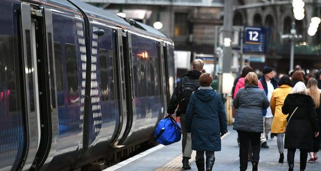 Busy trains to be flagged to passengers online