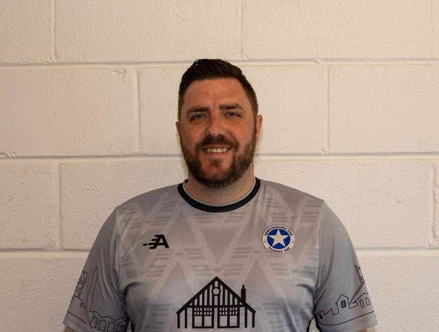 Newtongrange Star boss Chris King says his players areraring to go for the new East of Scotland League season after a prolonged break, but Covid problems have impacted his squad