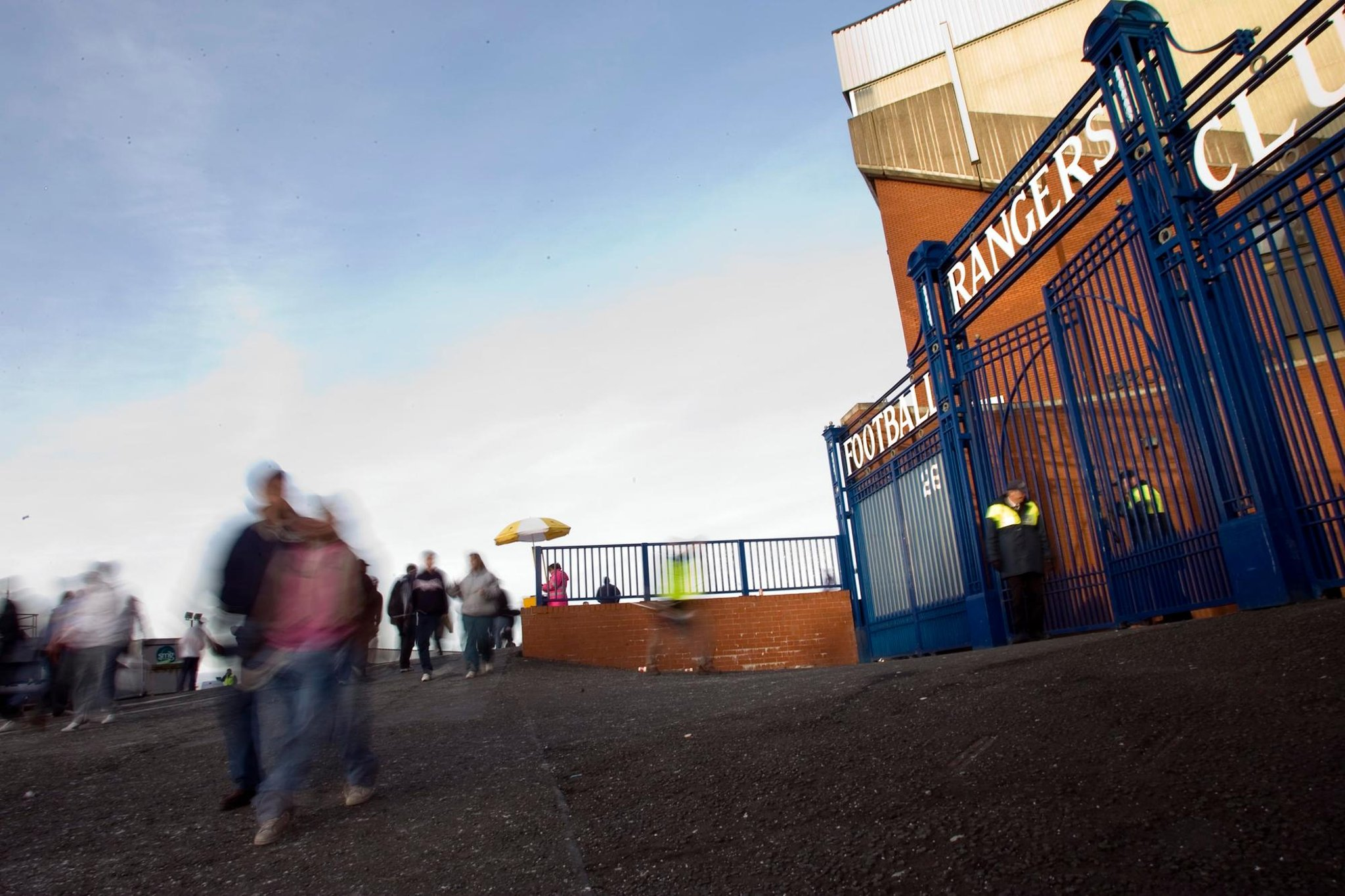 Rangers confirm number of away tickets for Hearts fans at Ibrox