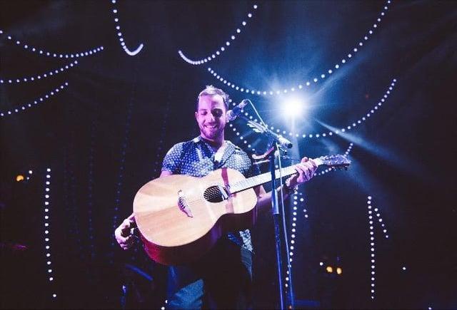 James Morrison will visit Edinburgh next year as part of a wider UK tour. Photo Credit: Oliver Halfin