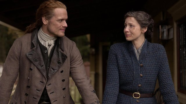 Outlander, the historical time travel series starring Sam Heughan and Caitriona Balfe, has been made in Cumbernauld since 2013.