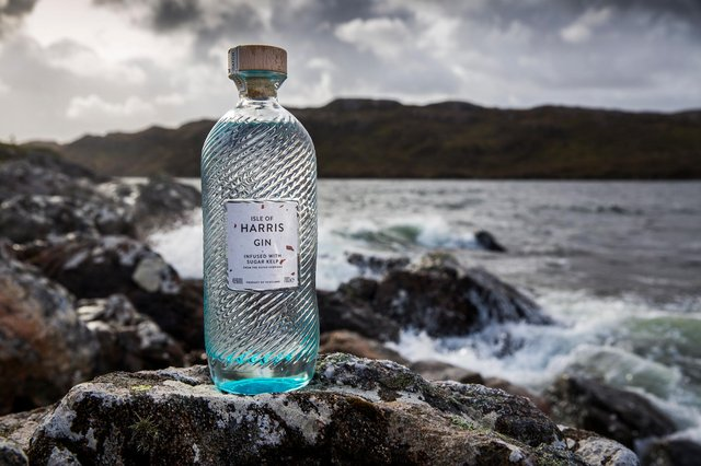The Isle of Harris gin has been awarded gold for taste in Scotland's London Dry Gin category - building on its success in taking bronze in the World Gin Awards in 2018.