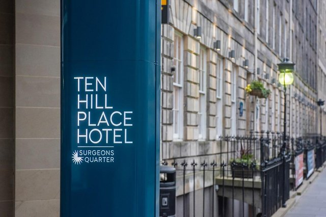 The independent hotel will have welcomed more than 2,000 guests in May. Picture: contributed.