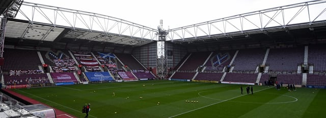 Tynecastle is lacking leadership at the moment.
