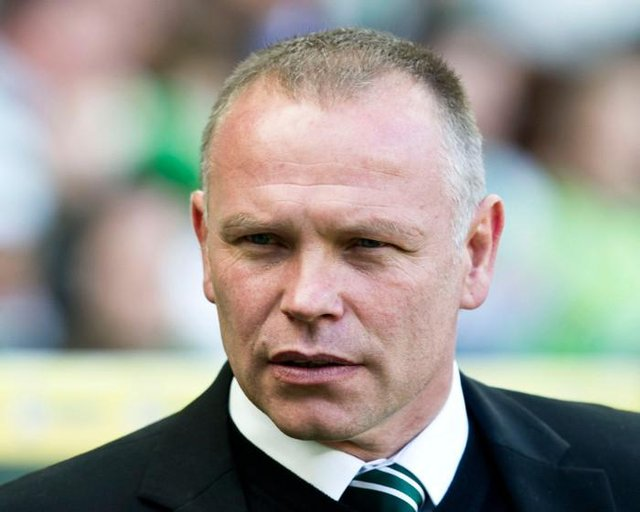 Former Hibs manager John Hughes has left Ross County. Picture: SNS