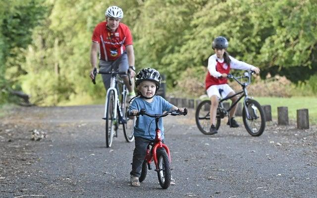 Scots cycling more since lockdown but walking less