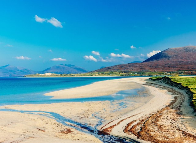 The most popular beaches in Scotland, according to Google (Getty Images)