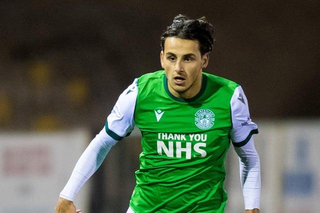 Ryan Shanley has signed a season-long loan deal with Edinburgh CIty