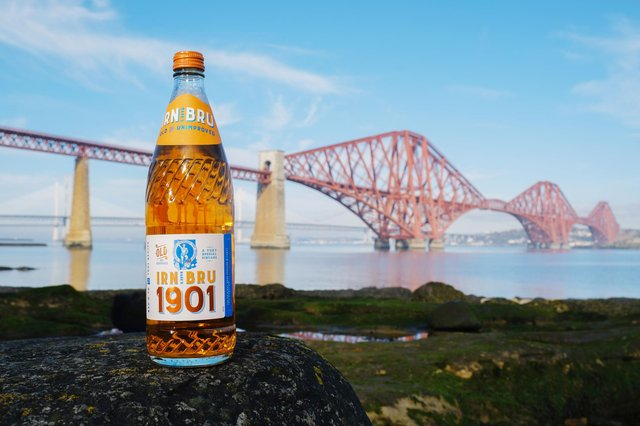 'Old and unimproved' 1901 IRN-BRU recipe returns to shelves across Scotland permanently.
