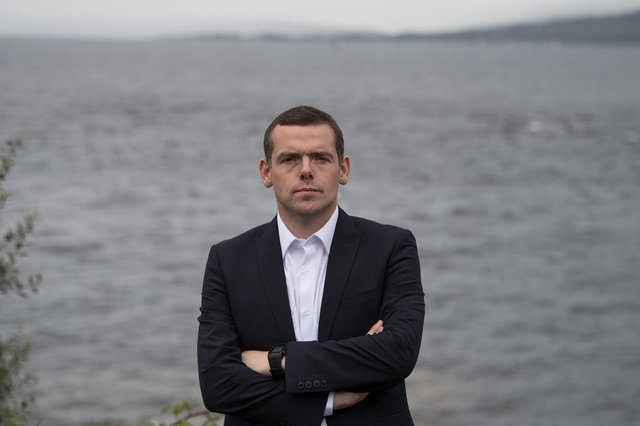 Douglas Ross, leader of the Scottish Conservatives, has said votes of no confidence in John Swinney and Nicola Sturgeon were still on the table.