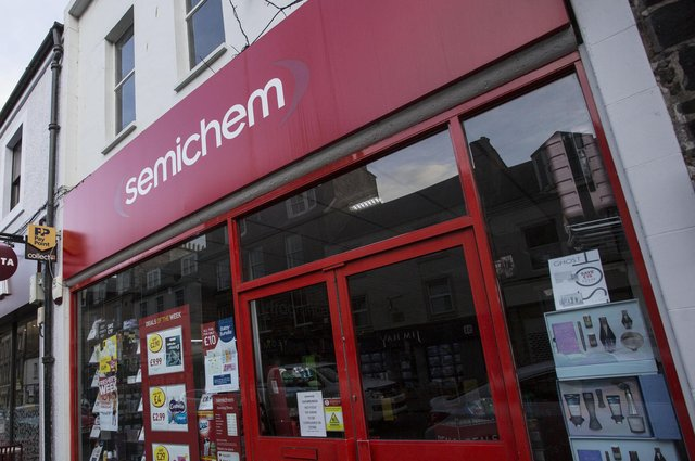 Semichem was founded in 1980 and became part of Scotmid Co-operative in 1995. It currently operates 86 stores in shopping centres and on high streets across Scotland, Northern Ireland and the north east of England. Picture: Brian Sutherland