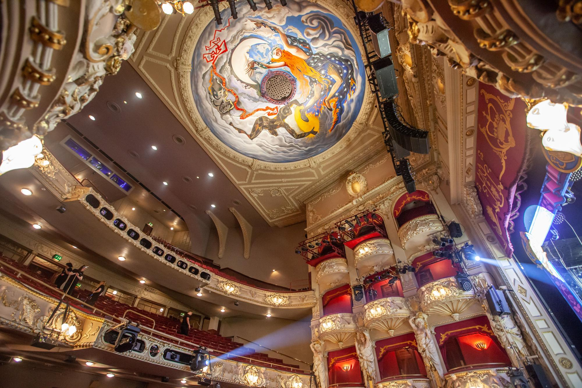 Campaign to bring Edinburgh theatres back from the brink supported by 10,000 people in the space of a week