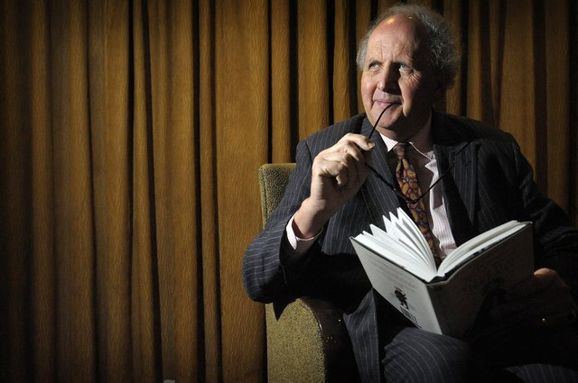 Alexander McCall Smith was commissioned to write a series of new poems to inspire new pieces of music.