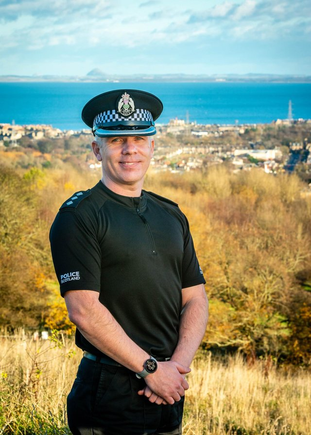 Chief Inspector Murray Tait