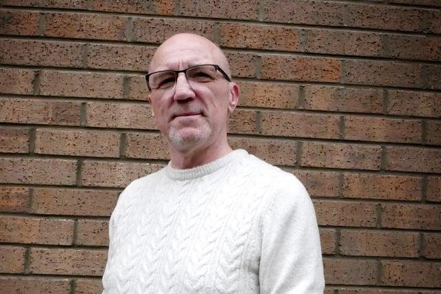 CARDS volunteers like Paul McCay are a vital lifeline